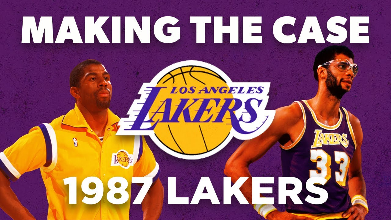 Download Making the Case - 1987 Lakers