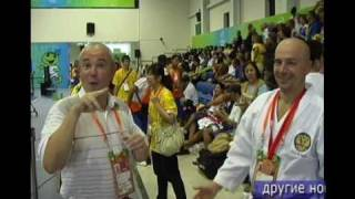 Russian Deaflympic Team. Интервью с Алексеевым