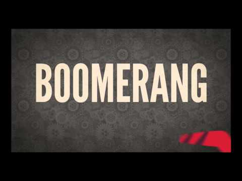 Ashley Gearing - Boomerang (Official Lyric Video)
