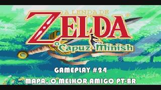 the legend of zelda minish cap gameplay 24 mapa o melhor amigo pt br