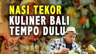 Download lagu Nasi Tekor Denpasar, Rasanya Mantap, Suasananya Tempo Dulu