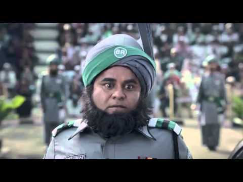India vs Pakistan, ICC Cricket World Cup 2015, FeviQuick Ad
