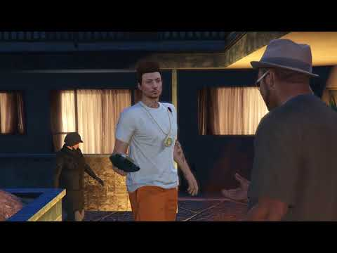 GTA5 54# MAJOR DISRUPTION