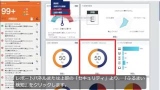 【KDDI Cloud Inventory】ふるまい検知編
