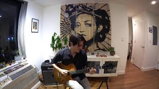 Duck Creek Covid Commission: Mike Moreno, guitar