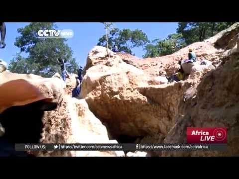 Zimbabwe Small Gold Mines Flourishing