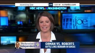MSNBC On Kansas