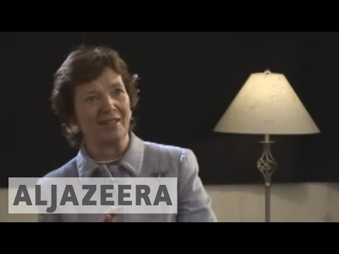 One on One - Mary Robinson