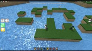 ROBLOX / Epic Minigames / Minigames / Crumble Island (Lowlands)