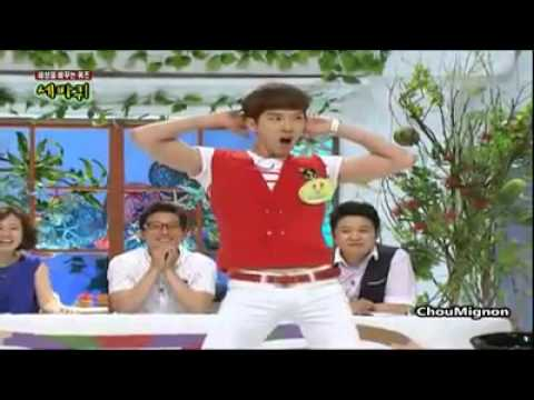 Sungjong VS Jokwon -  Dance Battle