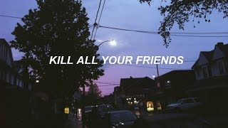Download Video kill all your friends // my chemical romance - lyrics MP3 3GP MP4