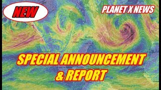 """PLANET X NEWS """"DAILY REPORT"""" October 18th, 2017"""