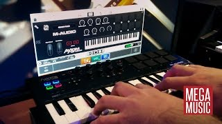 Getting Started Making Music with Ignite Music Software feat Air Mini 32