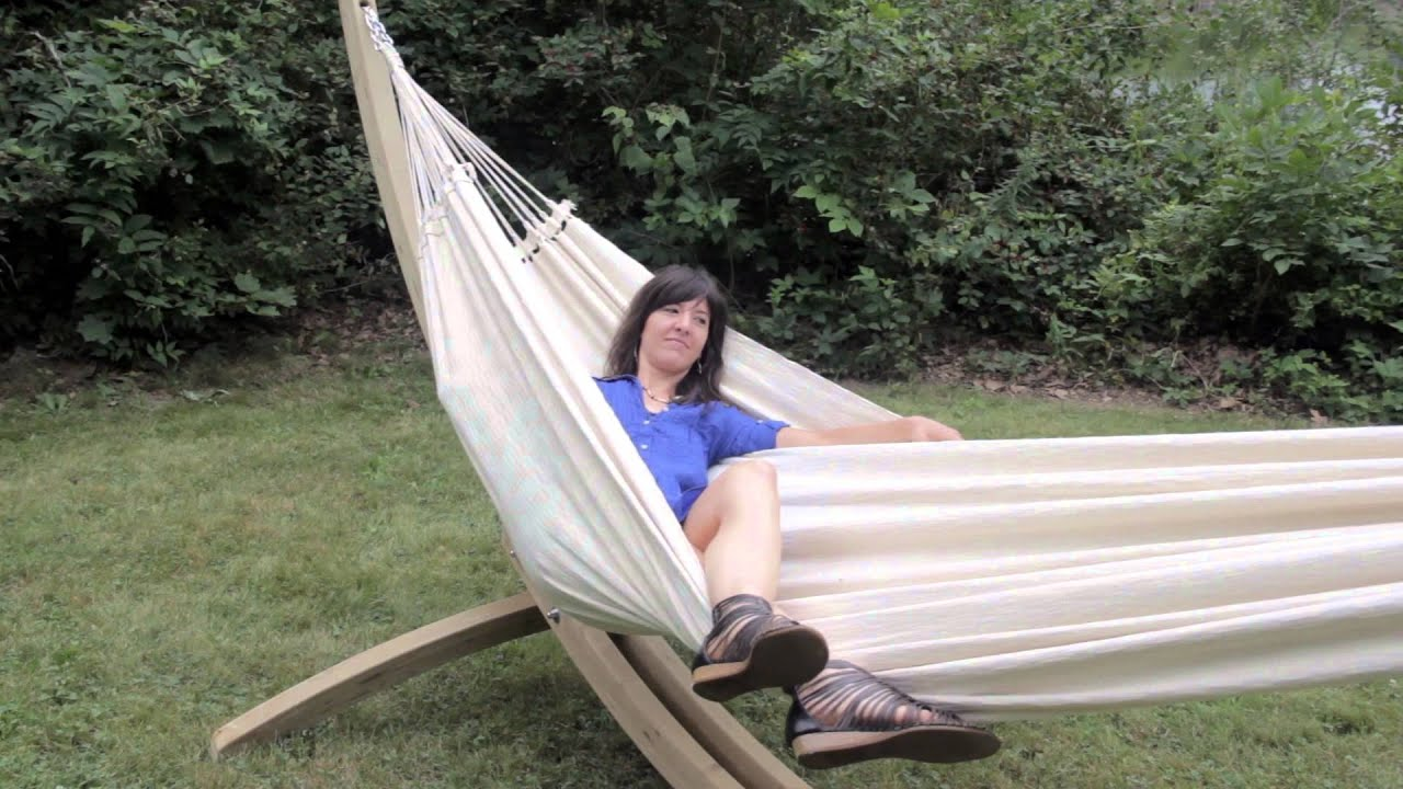 paradiso hammock from byer of maine   youtube  rh   youtube
