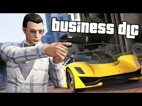 "GTA 5: NEW Business Update ""GTA 5 DLC"""