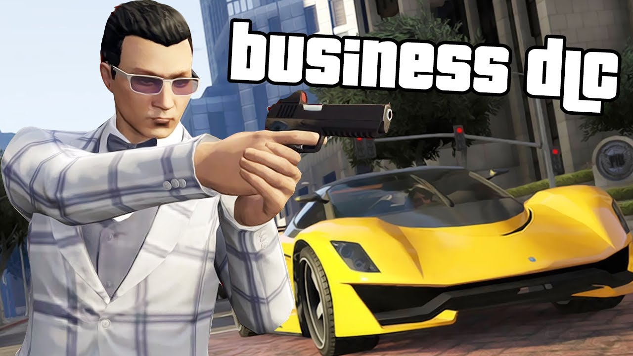 how to buy a business on gta 5