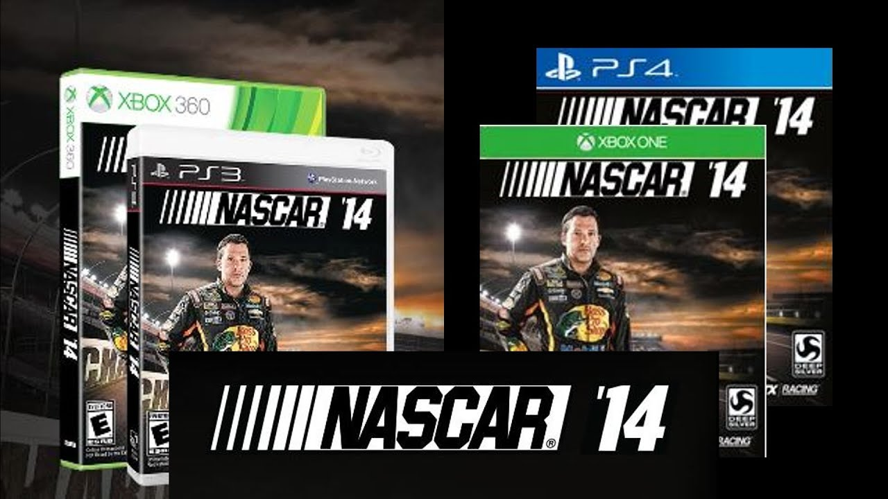 Nascar 14 Trailer Revealed! Not on Next Gen? - YouTube