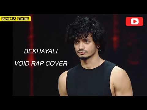 #mtvhustlevoid #Bekhayali rap cover-void/MTV HUSTLE   /EUPHORIA STATUS(AUDIO)