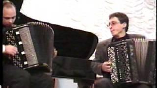 "B.Myronchuk. Paraphrase on Ukrainian Song""Chornobryvtsi"" * Б.Мирончук. Чорнобривці"