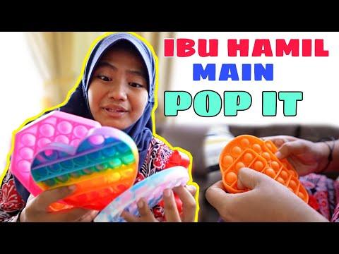 DRAMA | IBU HAMIL MAIN POP IT