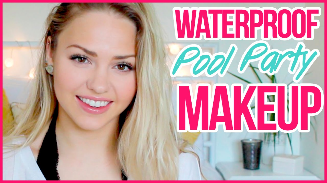 How To Waterproof Your Makeup With Jessbrooke Youtube