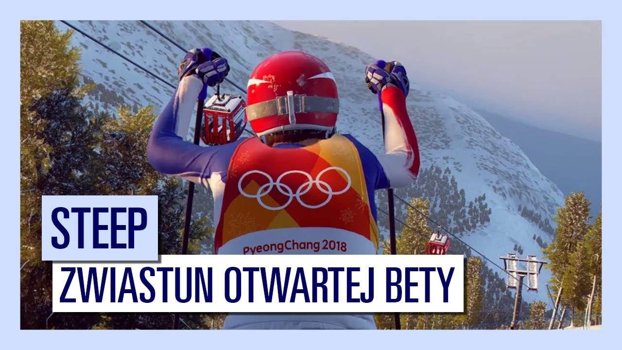 Steep™ Road To The Olympics: Zwiastun Otwartej Bety