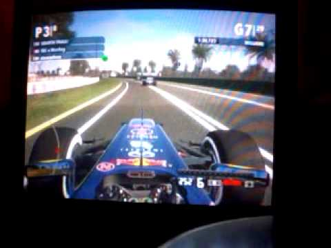 F1 2012 - A2P World Championship 2013, Melbourne (room 2)