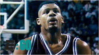 Remember LMU's Hank Gathers 30 years after his tragic death on the basketball court | E:60
