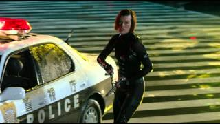 Milla Jovovich as Alice (Resident Evil Retribution) - Best of HD one