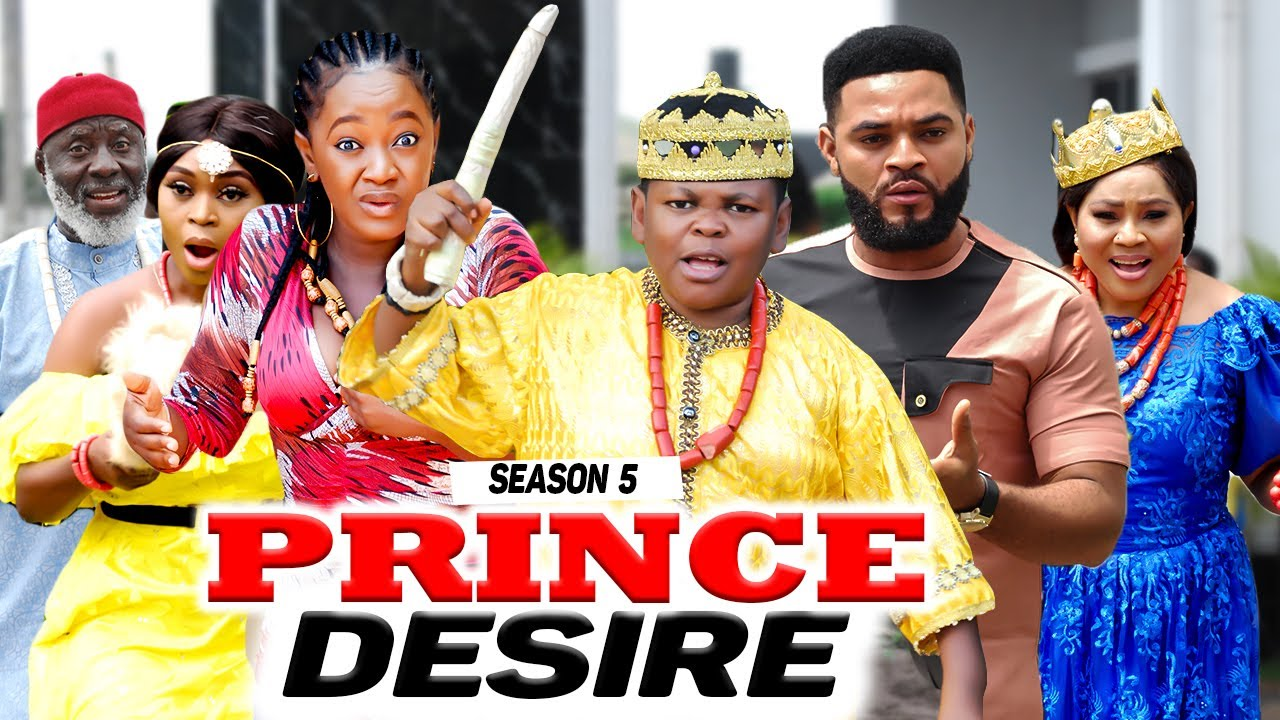 Download PRINCE DESIRE 5 - 2020 LATEST NIGERIAN NOLLYWOOD MOVIES