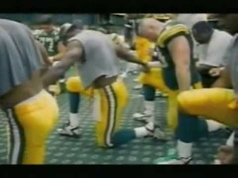 Green Bay- Jump in the stands