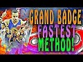 100% CONFIRMED HOW TO GET THE SHARPSHOOTER GRAND PRO BADGE IN 1 DAY! FASTEST METHOD! NBA 2K17