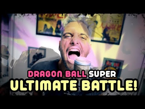 Ultimate Battle (Dragon Ball Super)・Ricardo Cruz