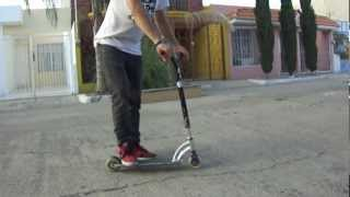 tutorial Tailwhip scooter