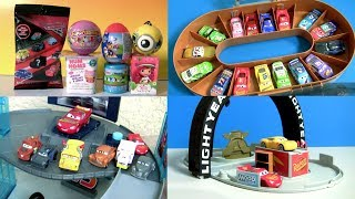 Disney Pixar Cars 3 Toys & Playsets Compilation with Mystery Diecast Blind Bags & Car Toys for Kids