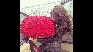 Эти цветы для тебя!!! музыкальная открытка