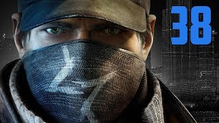 Watch Dogs Gameplay Let's Play (Part 38 - Saving Nicky)