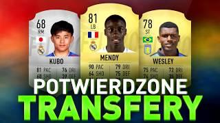 FIFA 20   POTWIERDZONE TRANSFERY   Kolejne wielkie talenty zmieniają kluby!