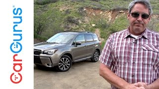 2017 Subaru Forester  CarGurus Test Drive Review