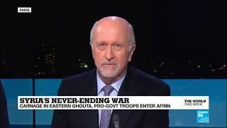 """Syria: """"Assad"""