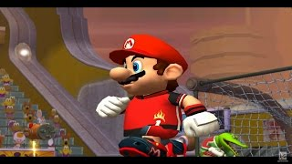 Super Mario Strikers - GameCube Gameplay HD