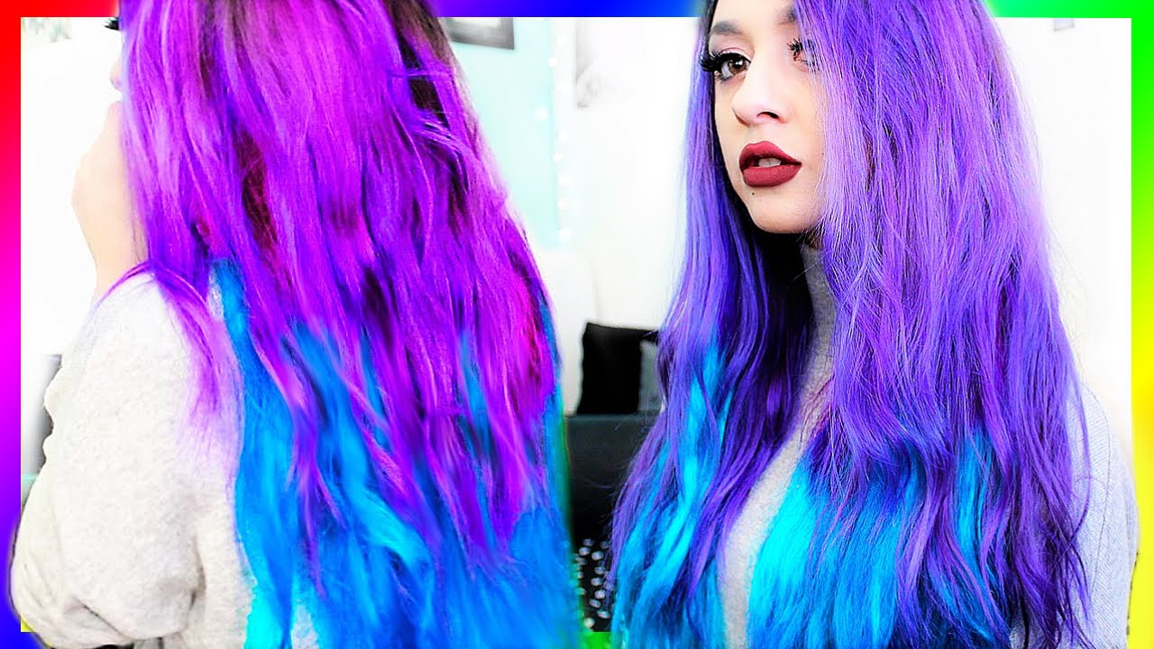 Purple Asian Hair Lovely Luxury Violet Ombre Of Awesome 6 Ways To