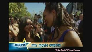 Zanessa Access Hollywood Interview At The 2010 Mtv Movie Awards - Just So Sweet!