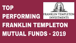 Top Franklin Templeton Mutual Funds |Best Franklin India Mutual Fund|Franklin Top Performing Funds