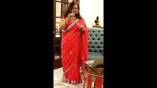 Karaoke Aaja Re Main To Kab Se Khadi Is Paar - Beautiful song by Dr. Rani Kapur