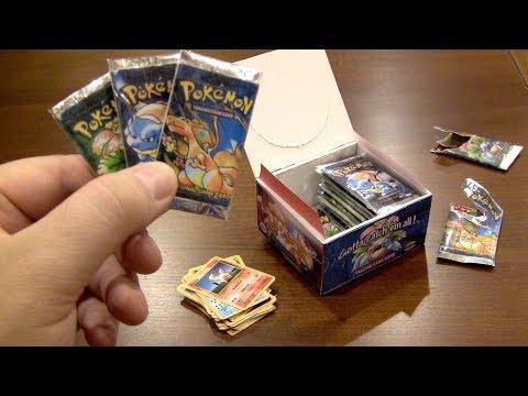 Tiny Pokémon Booster Box  (Filled with Tiny Pokémon Card Packs!)