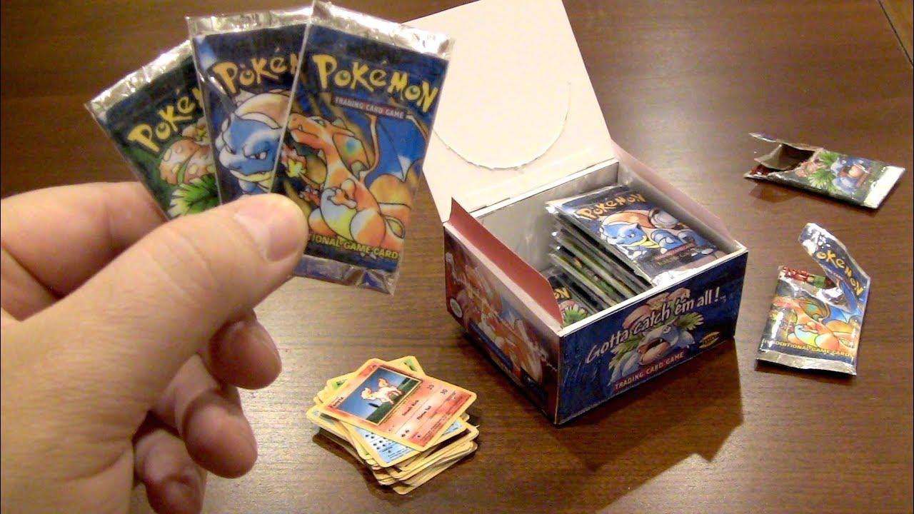 tiny pok u00e9mon booster box  filled with tiny pok u00e9mon card