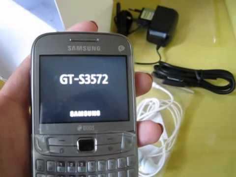 Samsung Ch@t 357 Duos Libre de Fabrica-Pcellshop Importadora Cusco-Lima