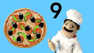 LEARN TO COUNT for kids | Number 9 | preschool, kindergarten, toddler learning video