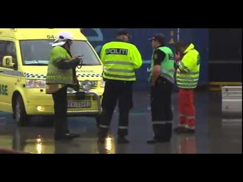 Oslo ferry rescue